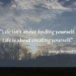 """Life isn't about fi"
