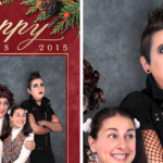 I Photoshopped Myself To Make My Own Awkward Family For The Holidays