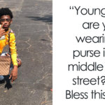 This Aspiring Rapper Has Been Roasted By A Grandma On His Instagram And People Are Losing It