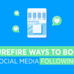 9 Surefire Ways to Boost Social Media Following