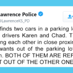"Kansas Police Department Shares Story About ""The Most Ridiculous Call Of 2019"""