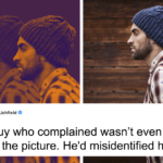 Hipster Gets Furious About His Photo Being Used For An Article About All Hipsters Looking The Same, Turns Out It's A Different Person