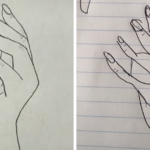 24 People Who Attempted The Viral Hand-Drawing Tutorial And Failed Hilariously