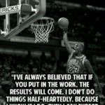 Put In The Work BEFORE You Anticipate All The Results!!!