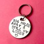 Miles away but still my loser – boyfriend long distance gift