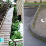 83 Times People In Wheelchairs Could Not Go Places Due To These Terrible Design Fails