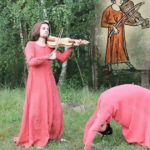 These Czech Students Recreate Weird Scenes From Medieval Books (15 Pics)