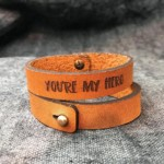 Boyfriend leather gift for Christmas Boyfriend gift for