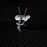 Bird necklaces for Women Personalised necklace for her Name