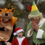 Wacky Holiday Card Alert! Our Family Plays Dress-Up In Spoof Themes For Holiday Cards
