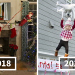 This Family Started Doing 'Real Life' Christmas Cards 6 Years Ago And They Get Crazier As The Kids Grow Up