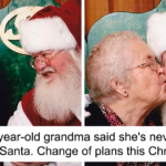 36 Creative Pictures Of People Making Santa's Job At The Mall More Interesting
