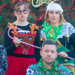 I Was Modelling For My Wife To Take Ugly Christmas Photos, Now We Have Taken It To Next Level