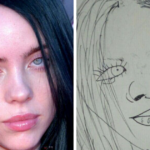 These Funny Celebrity Portraits Drawn By This 'Artist' Are So Bad That They're Good (38 Pics)
