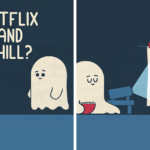 I Illustrated The Funny Side Of Ghosts (16 Comics)
