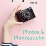 Inspiring Quotes about Photos and Photography || GoodLIfePhotoSolutions.com