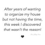 I'm finding this hard to believe!!! I have clients coming out of the wood work sending me organizing questions, asking for tips and tricks. #organizinghacks #getorganized