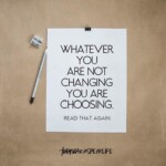 What Are You Choosing? | The Seana Method Organizing
