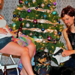 Family Started Doing Holiday Song-Inspired Christmas Cards 7 Years Ago And They Get Crazier As The Kids Grow Up