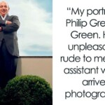 """Don't Piss Off Your Photographer"": Photographer Got His Revenge On Sir Philip Green For Being Rude During The Photoshoot"