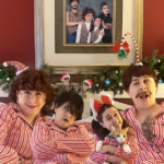 I Photoshopped Myself To Be My Own Awkward Family For The Holidays