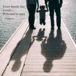 Every family has a story...Welcome to our. ~ Unknown || Inspiring Quotes about Family & Family History | GoodLifePhotoSolutions.com