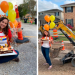 Woman Throws A 1-Year Anniversary Party For Incomplete Construction On Her Road And Goes Viral