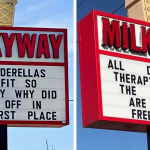 This Ice Cream Shop Is Cracking Up Locals With Funny Signs And Here Are 21 Of The Funniest Ones